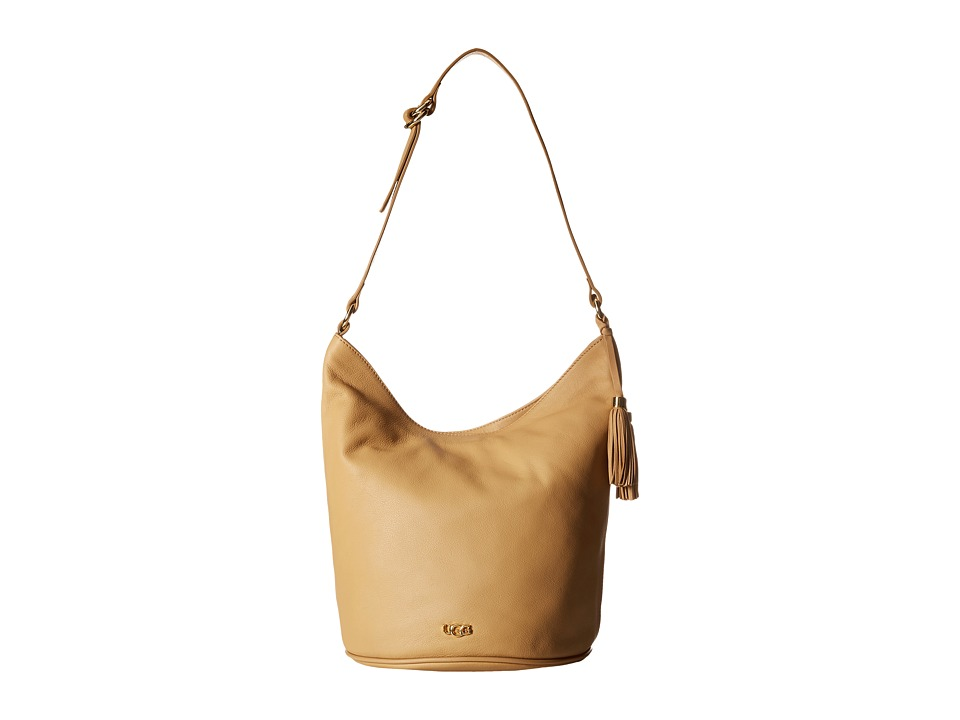 UGG - Rae Hobo (Tawny) Hobo Handbags