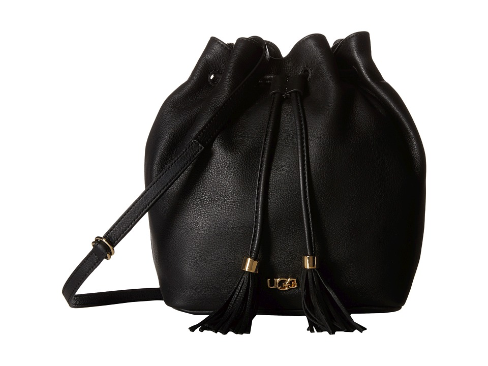UGG - Rae Bucket (Black) Handbags