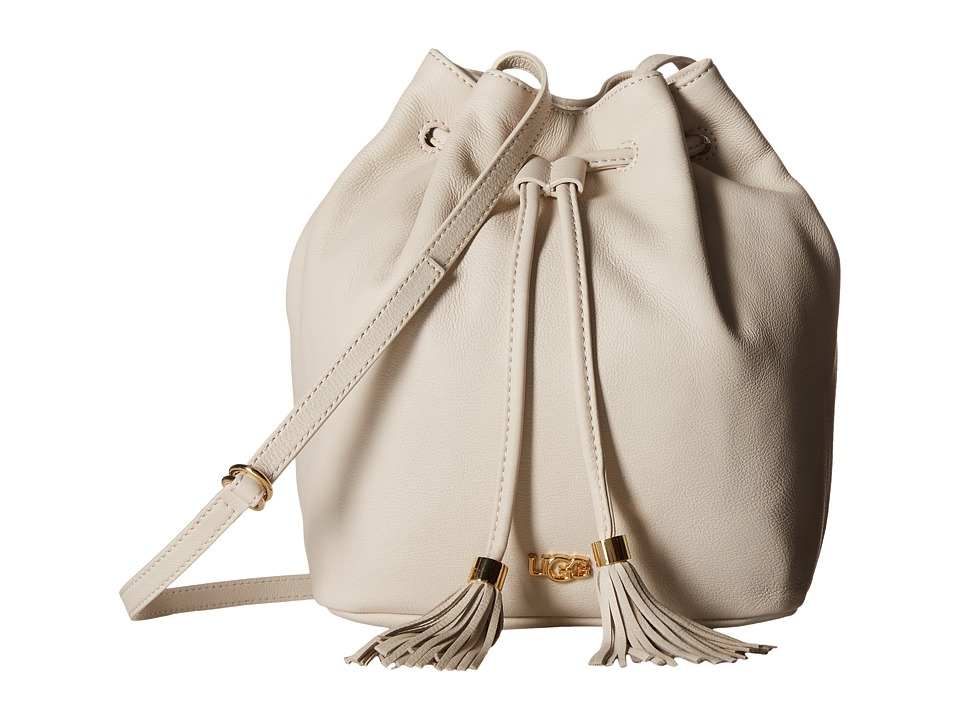 UGG - Rae Bucket (White Wall) Handbags