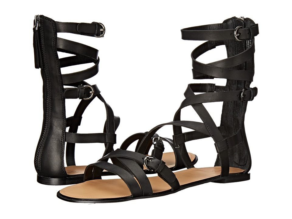 Joe's Jeans - Teddy (Black) Women's Sandals