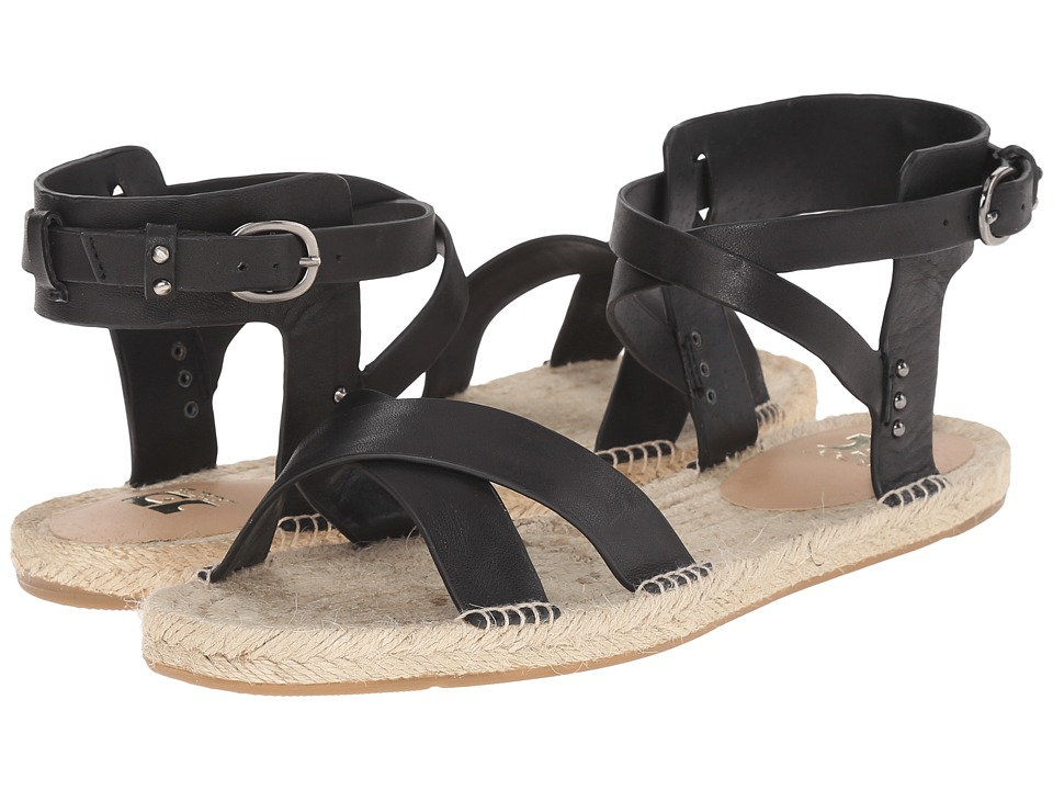 Joe's Jeans - Tiger (Black) Women's Sandals