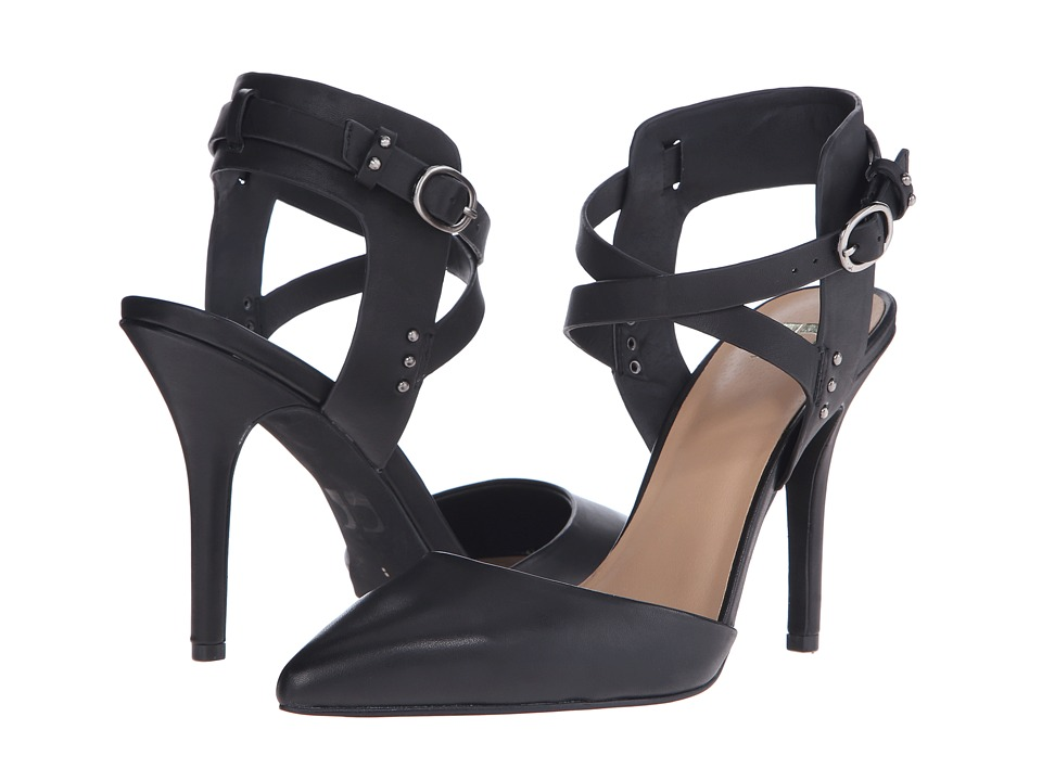 Joe's Jeans - Titus (Black) High Heels