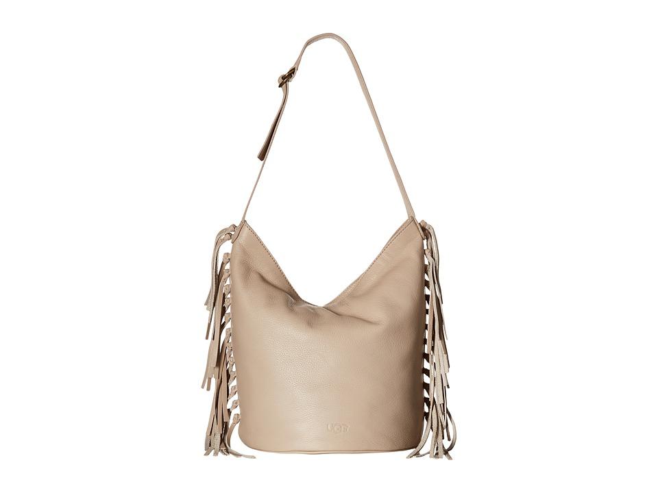 UGG - Lea Hobo (Taupe) Hobo Handbags