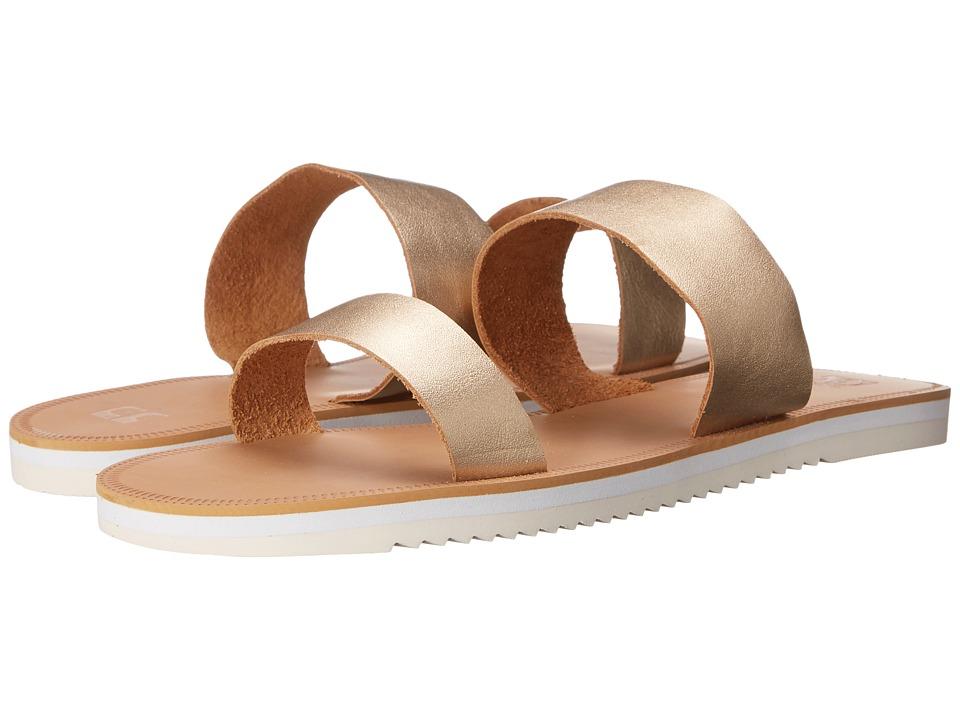 Joe's Jeans - Trust (Gold) Women's Sandals