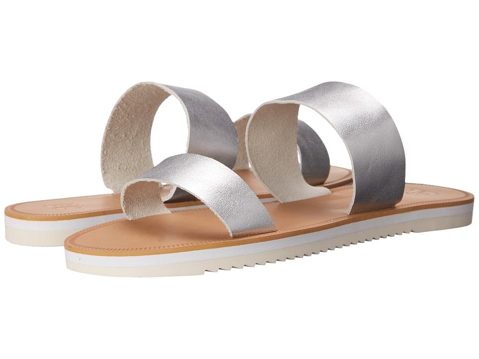 Joe's Jeans - Trust (Silver) Women's Sandals