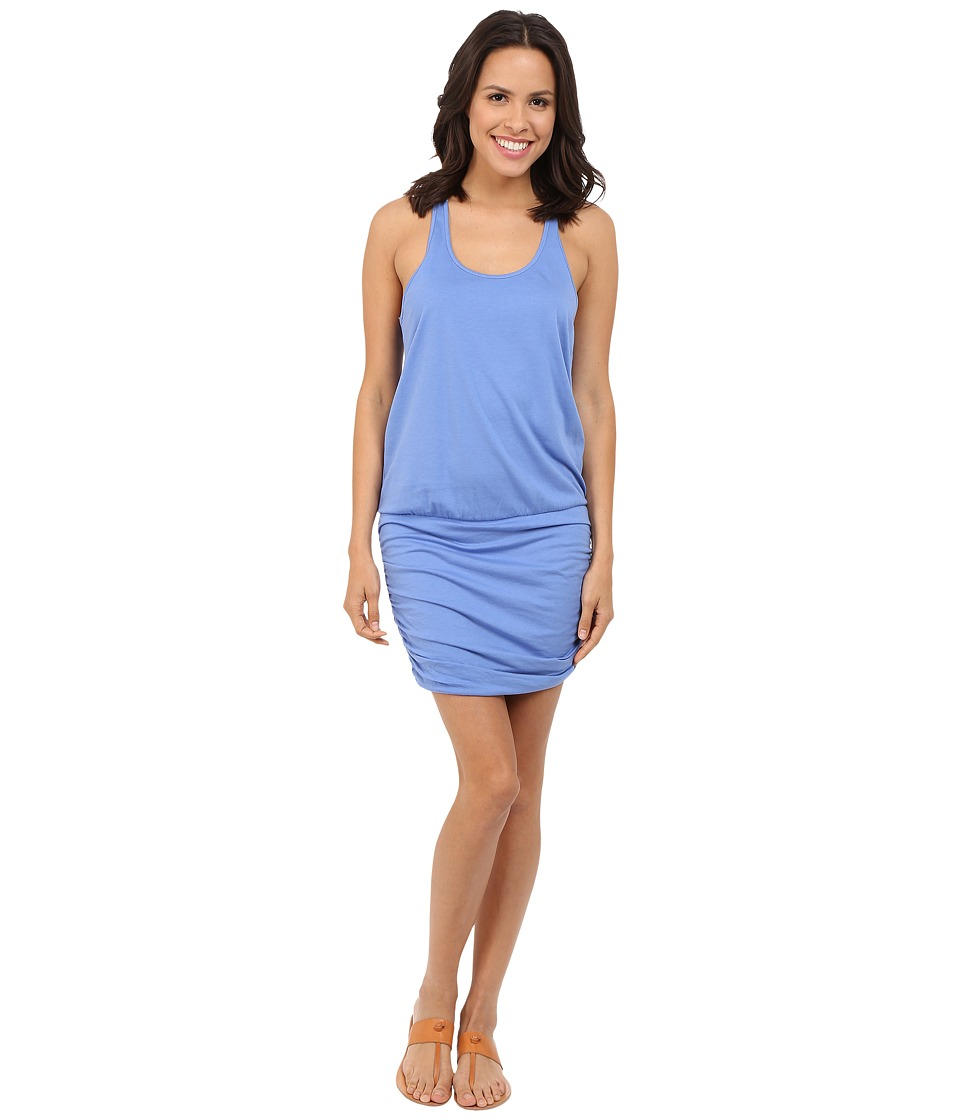 Michael Stars - Racerback Tank Dress (Cove) Women's Dress