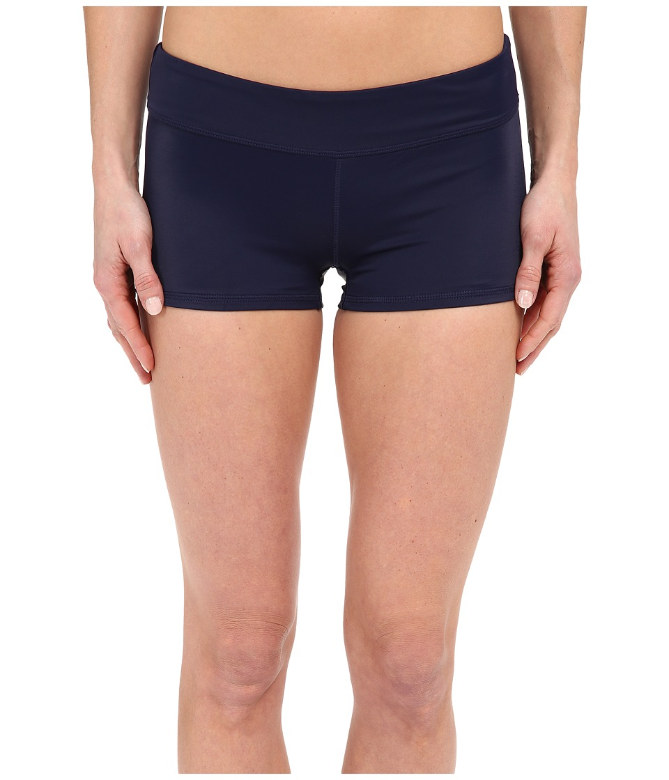 DKNY - A Lister Beach Shorts (Currant) Women's Swimwear