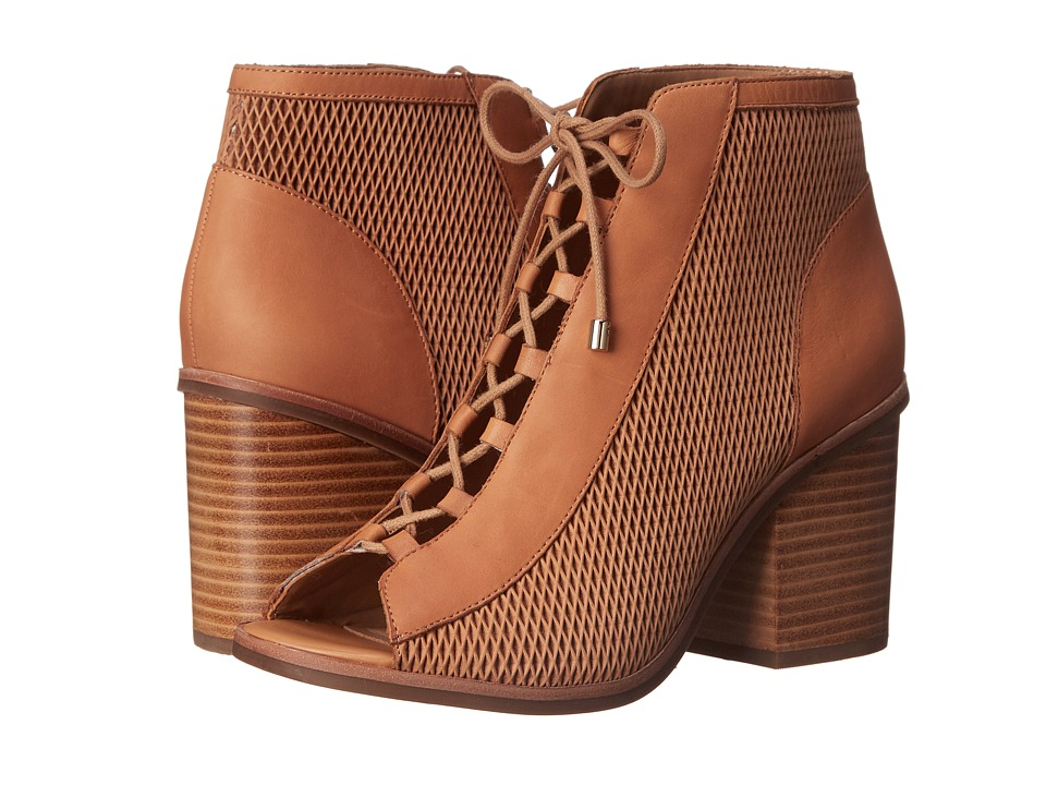 ALDO - Sevilan (Cognac) Women's Lace-up Boots
