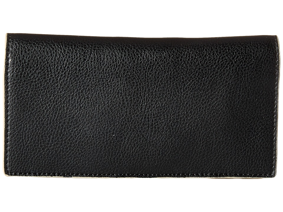 LAUREN Ralph Lauren - Paley Slim Wallet (Black) Wallet Handbags