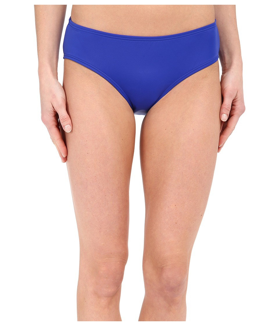 DKNY - Street Cast Solids Hipster Bottom (Electric) Women's Swimwear
