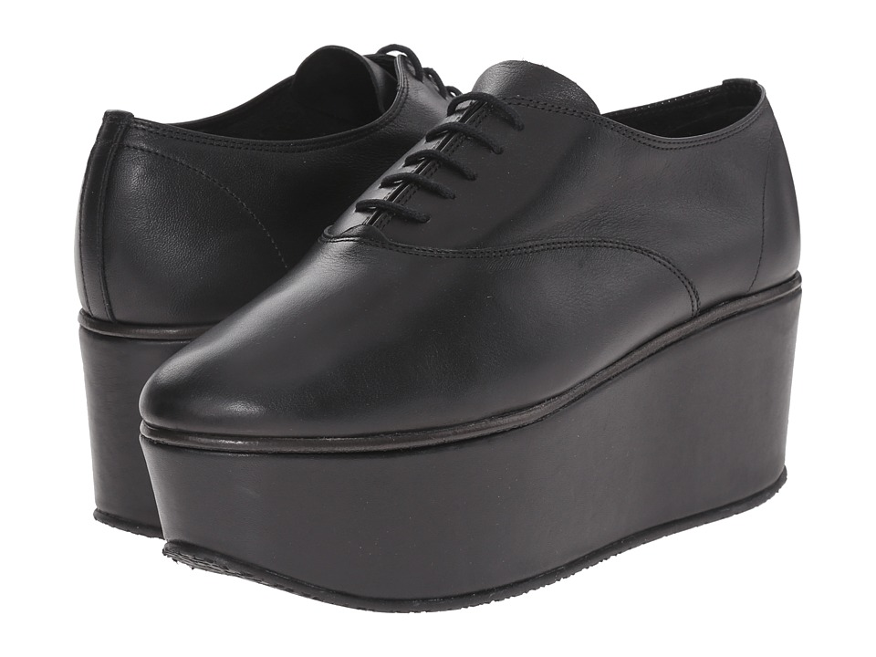 Repetto - Donie (Noir) Women's Wedge Shoes