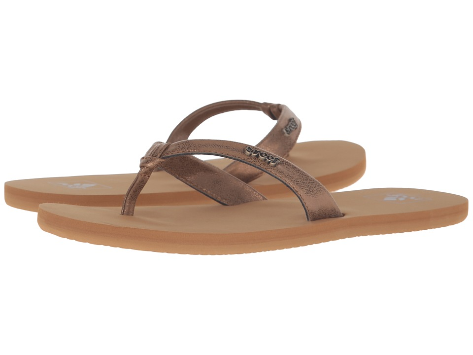 Reef - Cape (Bronze) Women's Sandals
