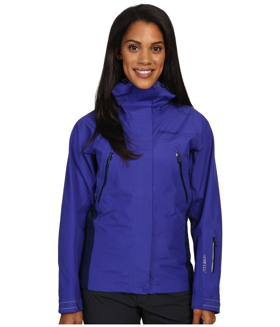 Marmot - Spire Jacket (Royal Night/Arctic Navy) Women's Coat