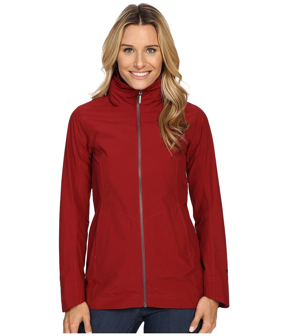Marmot - Lea Jacket (Brick) Women's Coat