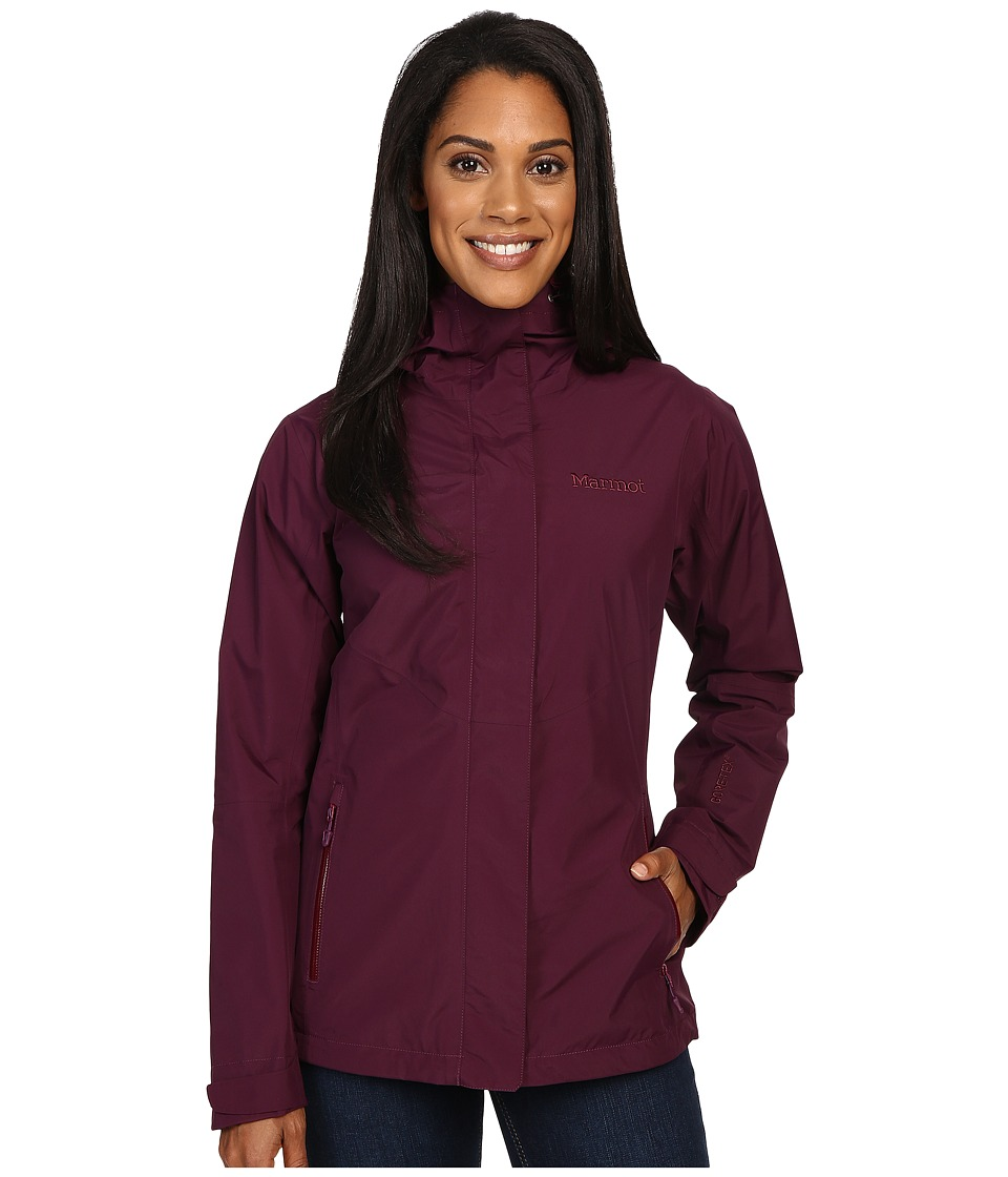 Marmot - Wayfarer Jacket (Dark Purple) Women's Coat