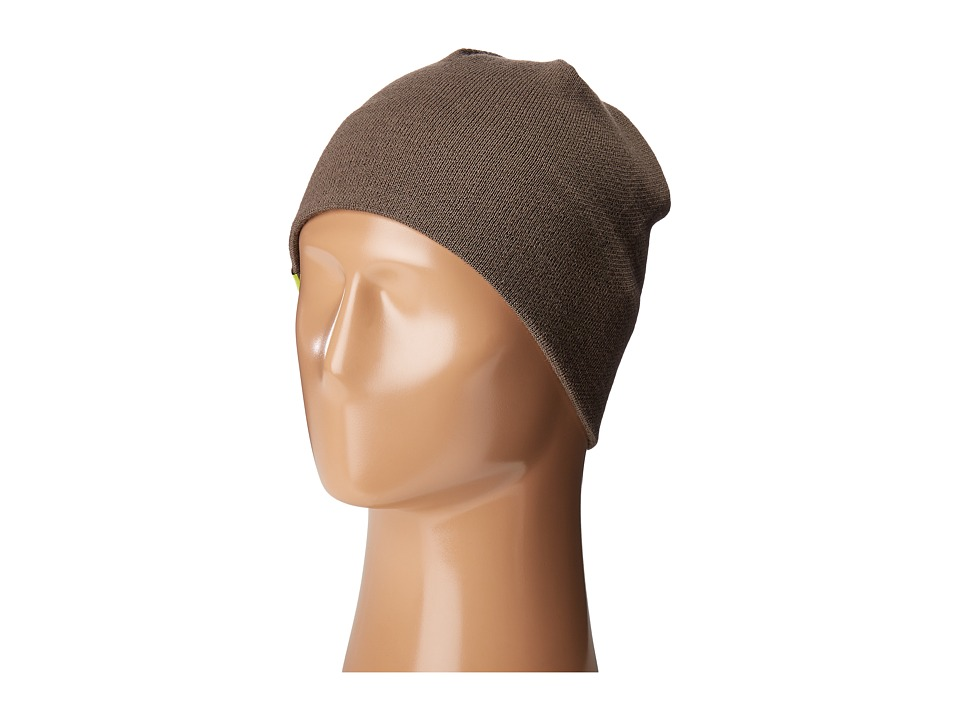 Smartwool - The Lid Hat (Taupe) Beanies