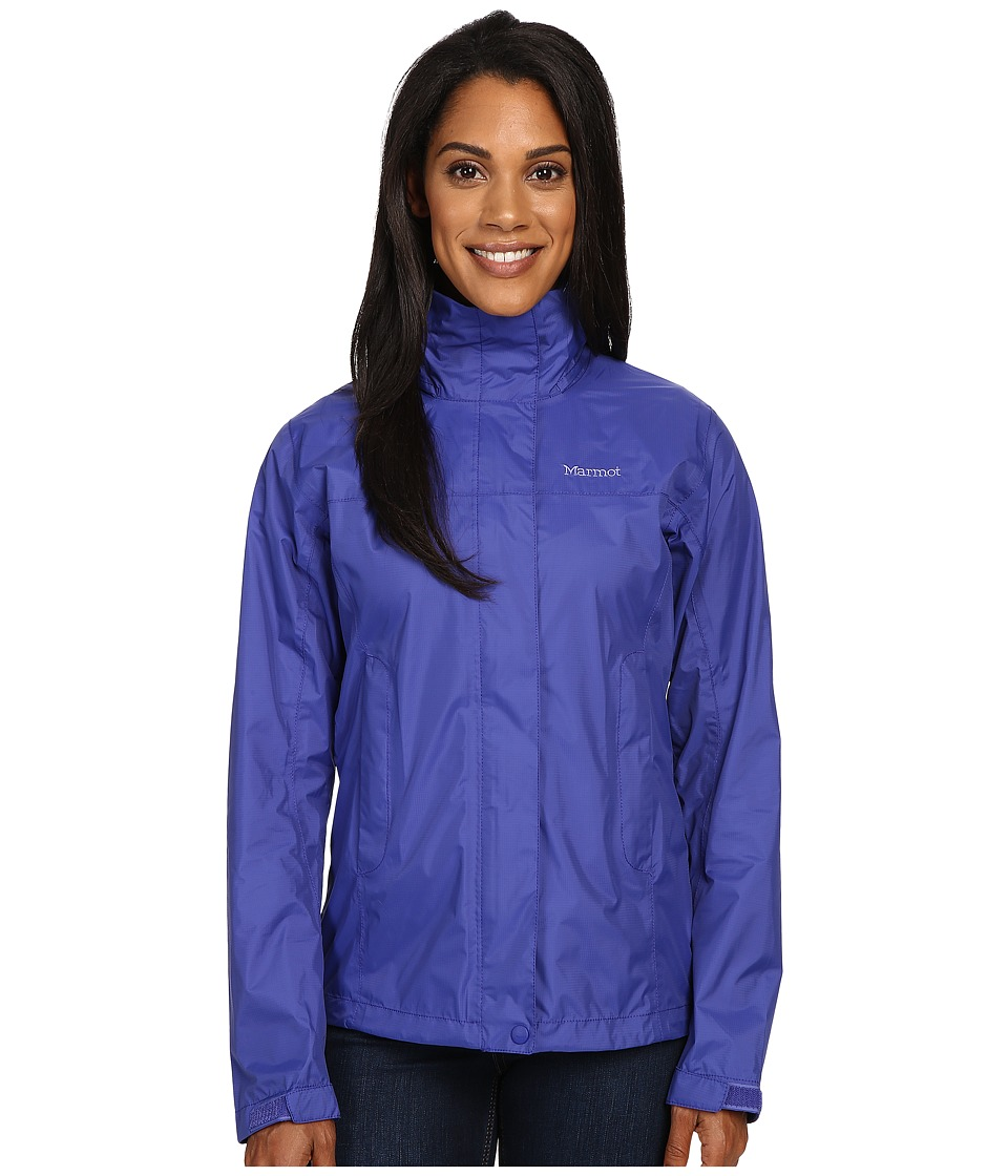 Marmot - PreCip Jacket (Royal Night) Women's Jacket