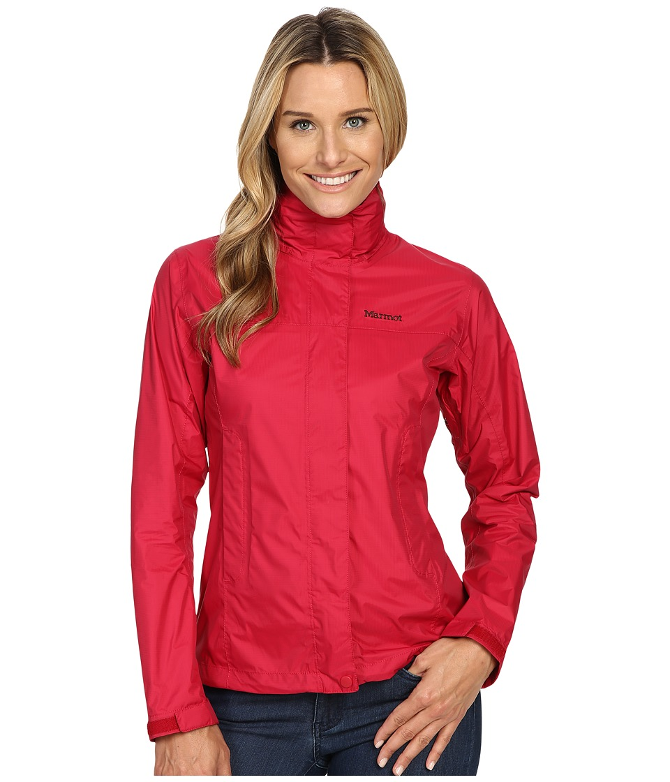 Marmot - PreCip(r) Jacket (Persian Red) Women's Jacket
