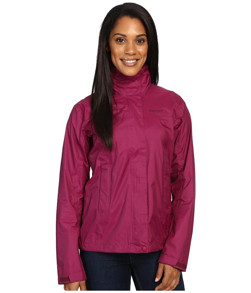 Marmot - PreCip Jacket (Magenta) Women's Jacket