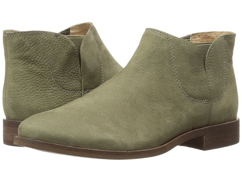 Splendid Paddy Moss Nubuck Pull-on Boots