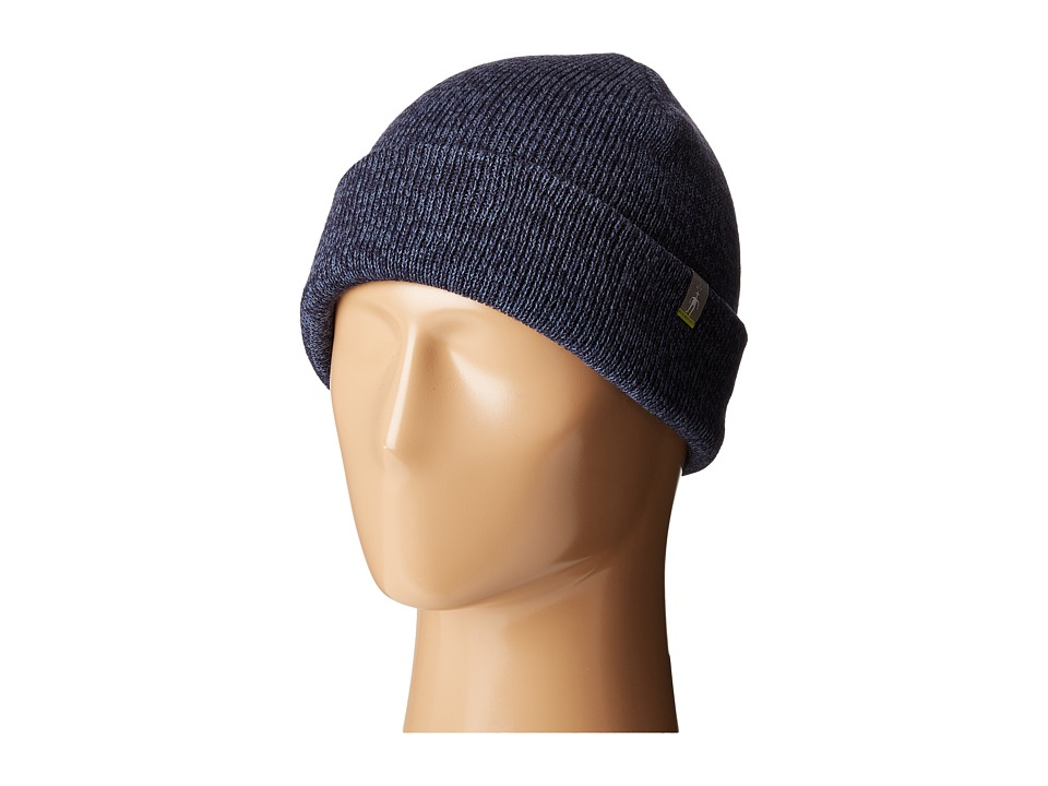Smartwool - Cozy Cabin Hat (Dark Blue Steel) Beanies