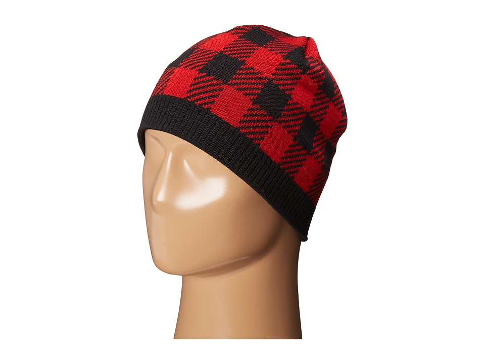 Smartwool - Slopestyle Hat (Bright Red) Beanies
