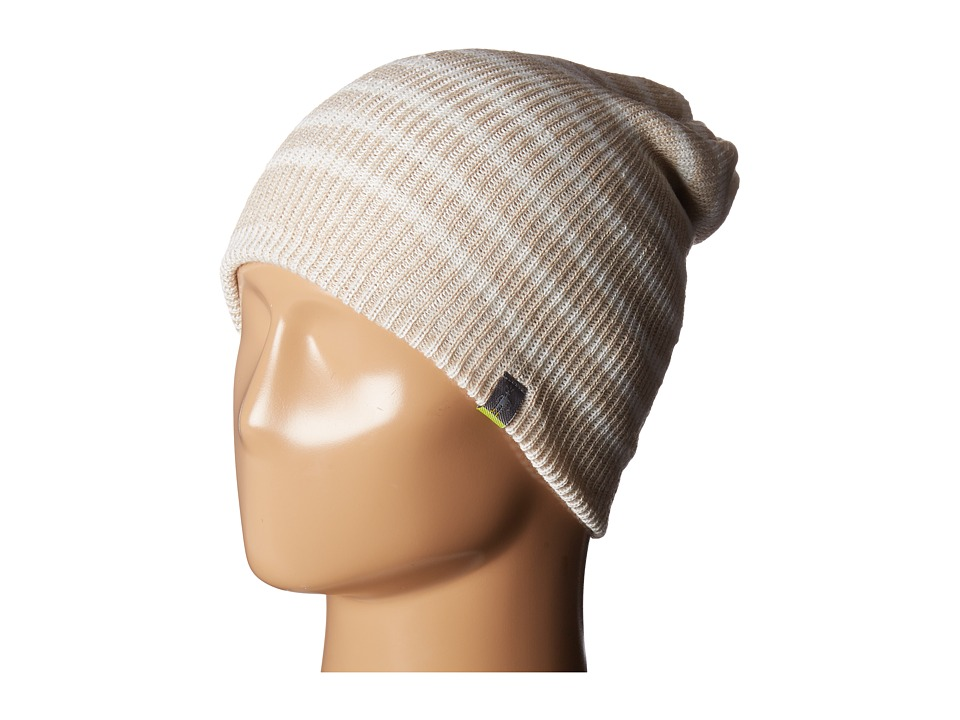 Smartwool - Reversible Slouch Beanie (Natural) Beanies