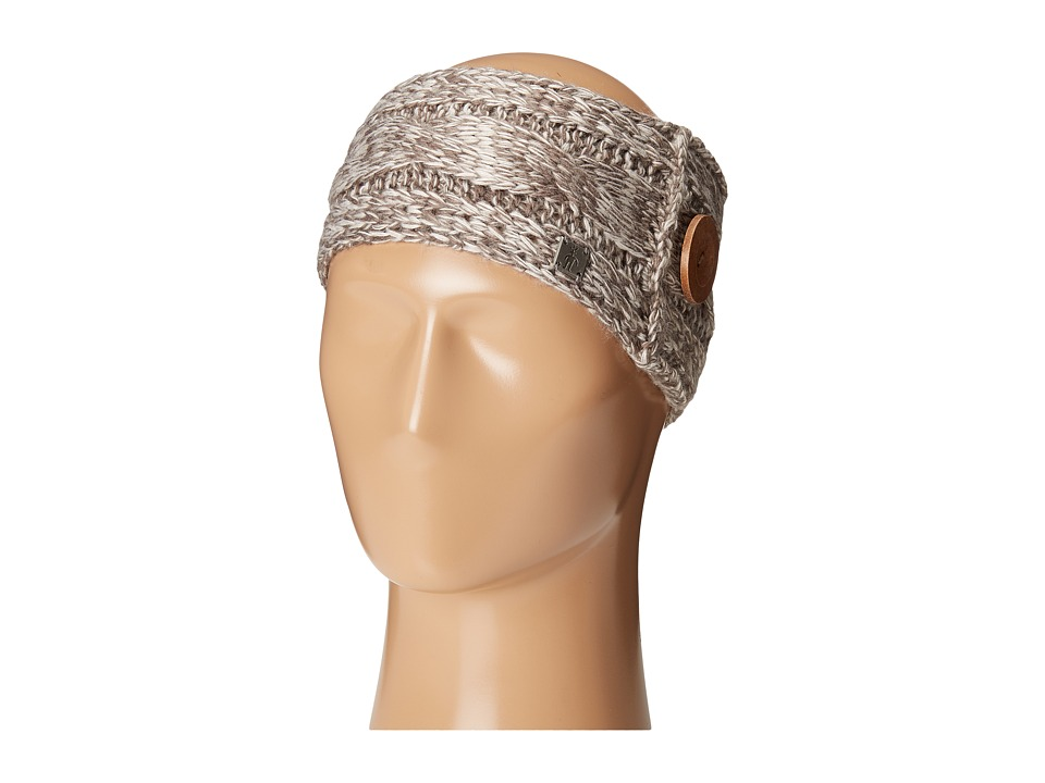 Smartwool - Ski Town Ear Warmer (Oatmeal Heather) Headband