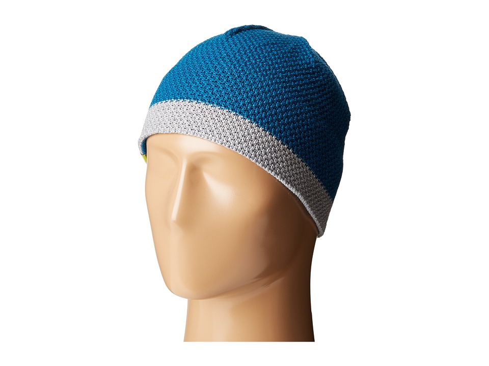 Smartwool - Textured Lid (Glacial Blue) Beanies