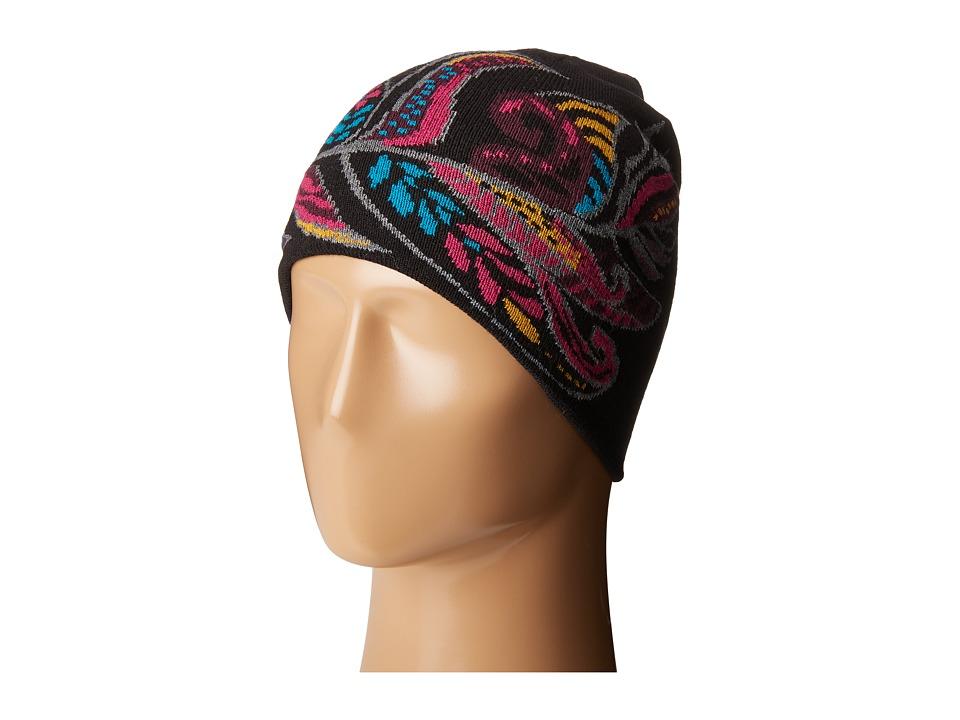 Smartwool - Ski Jacquard Hat (Black) Beanies