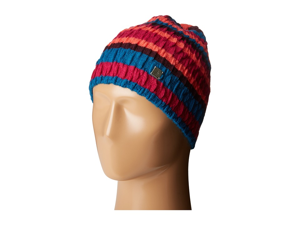 Smartwool - Striped Chevron Hat (Berry) Cold Weather Hats