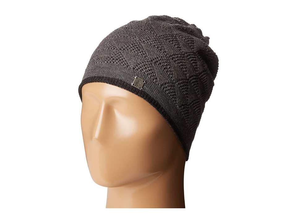 Smartwool - Crestone Slouch Beanie (Medium Gray Heather) Beanies