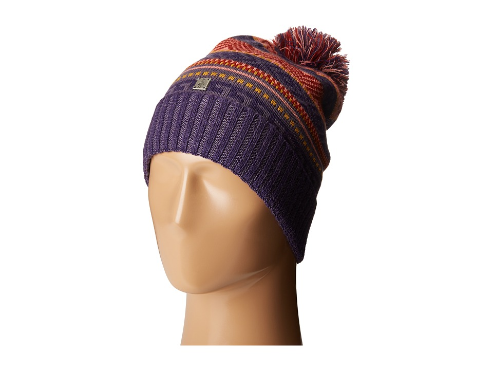 Smartwool - Camp House Beanie (Desert Purple) Beanies