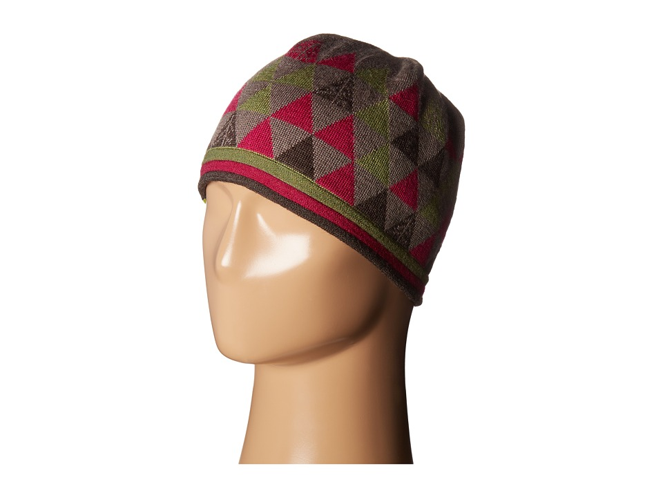 Smartwool - Charley Harper Gay Forest Gift Wrap Hat (Light Loden Heather) Beanies