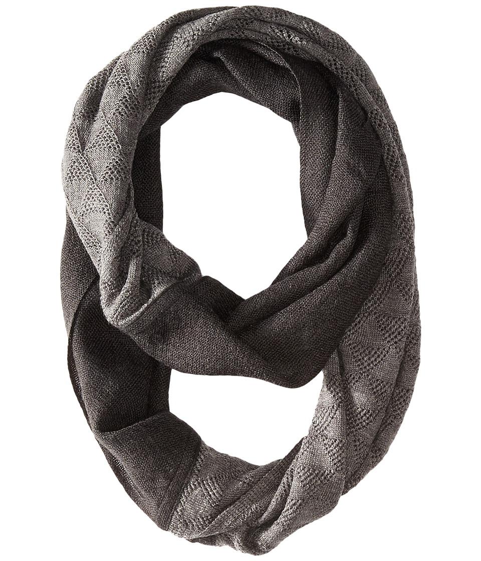 Smartwool - Crestone Scarf (Medium Gray Heather) Scarves