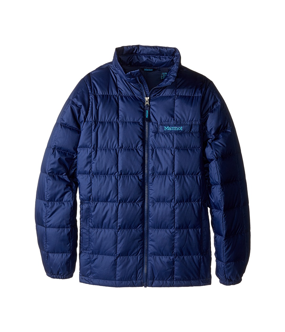 Marmot Kids - Boy's Ajax Jacket (Little Kids/Big Kids) (Arctic Navy) Boy's Jacket