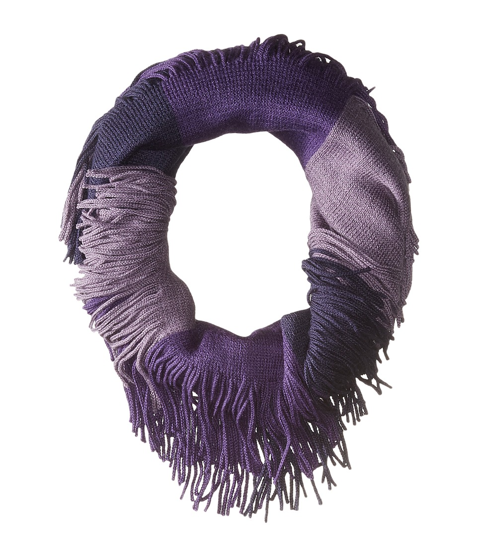 Smartwool - Tabaretta Fringe Scarf (Ink Heather) Scarves
