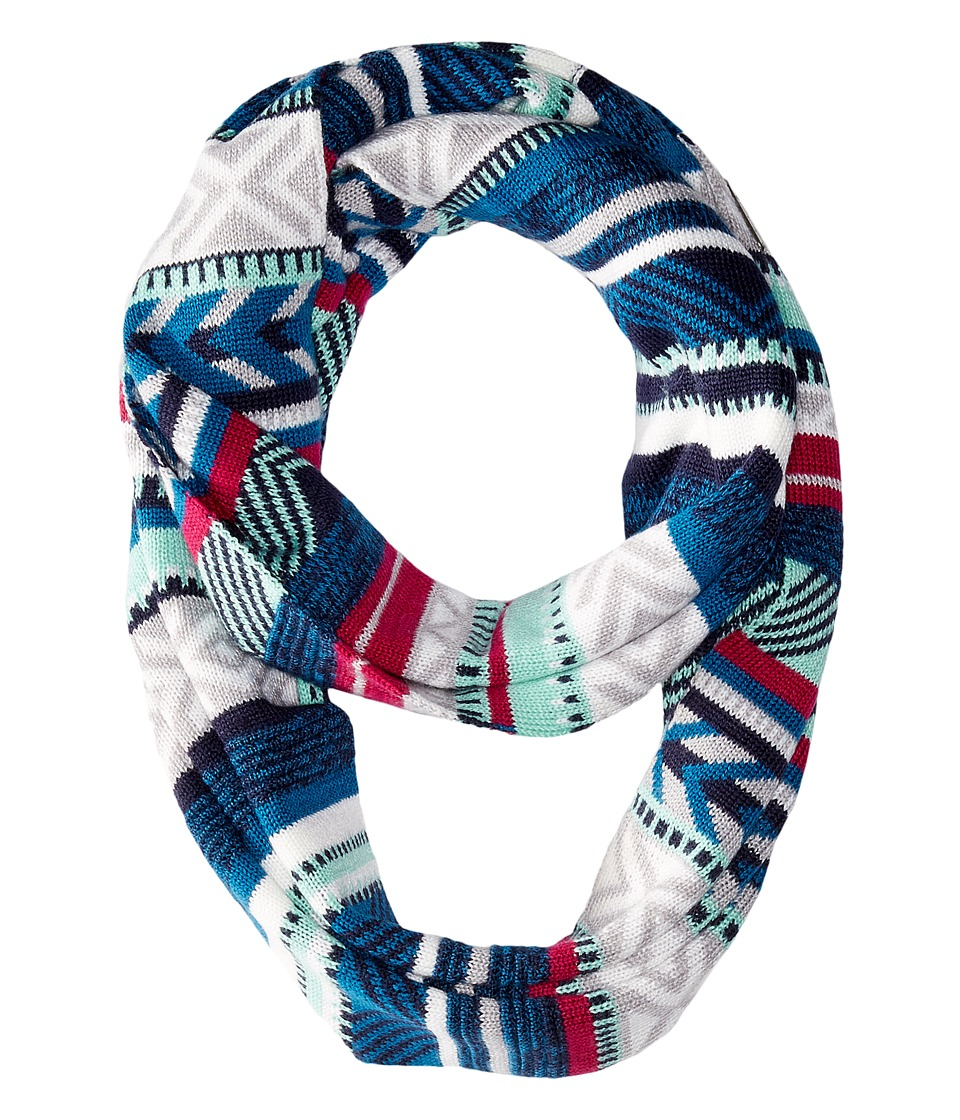 Smartwool - Camp House Scarf (Glacial Blue) Scarves