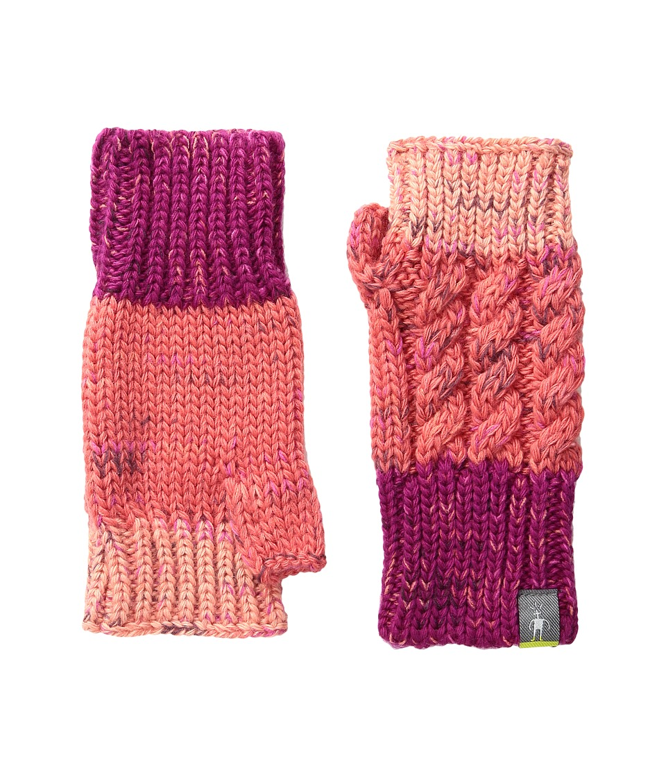 Smartwool Isto Hand Warmer (Berry) Liner Gloves