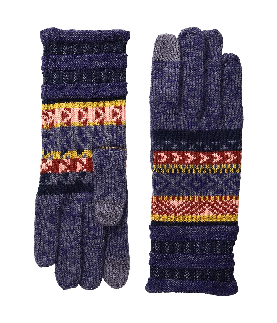 Smartwool Camp House Gloves (Desert Purple) Extreme Cold Weather Gloves