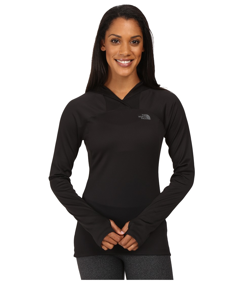 The North Face - Any Distance Hoodie (TNF Black (Prior Season)) Women's Sweatshirt
