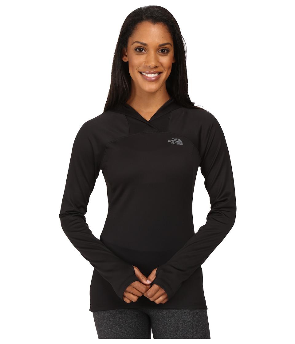 The North Face - Any Distance Hoodie (TNF Black (Prior Season)) Women's Sweatshirt