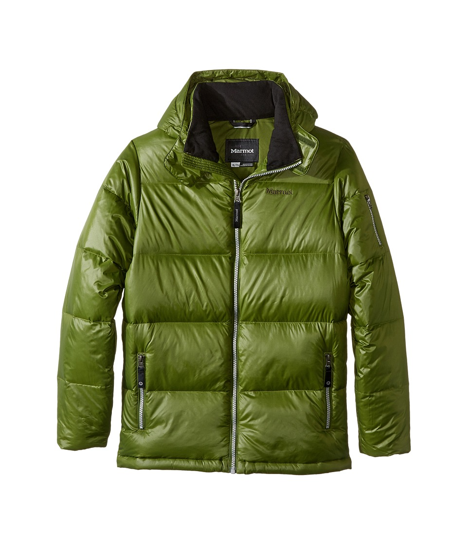 Marmot Kids - Stockholm Jacket (Little Kids/Big Kids) (Greenland) Boy's Coat