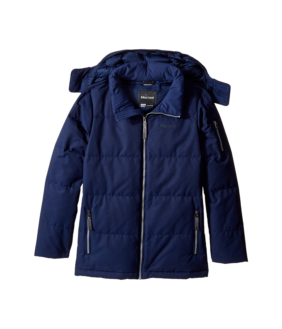 Marmot Kids - Vancouver Jacket (Little Kids/Big Kids) (Arctic Navy) Boy's Coat