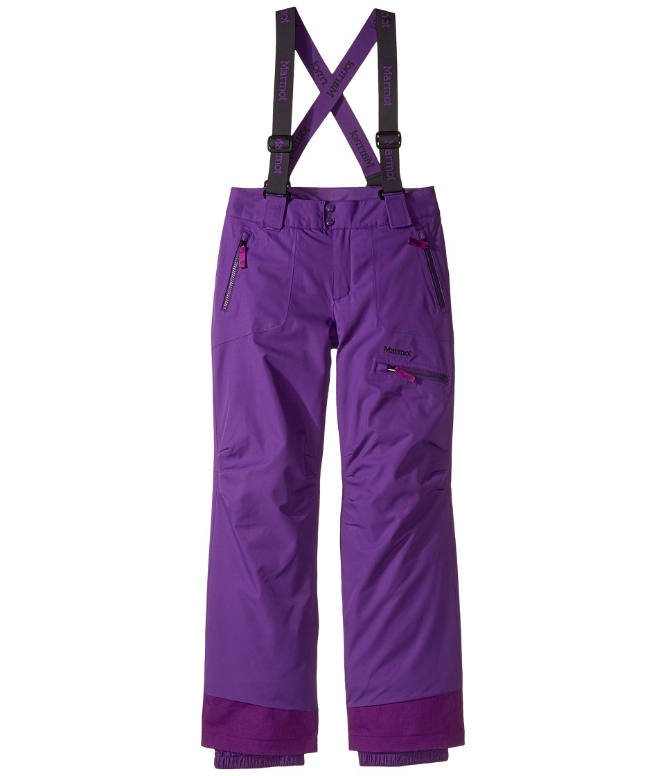 Marmot Kids - Girl's Starstruck Pant (Little Kids/Big Kids) (Mystic Purple) Girl's Casual Pants