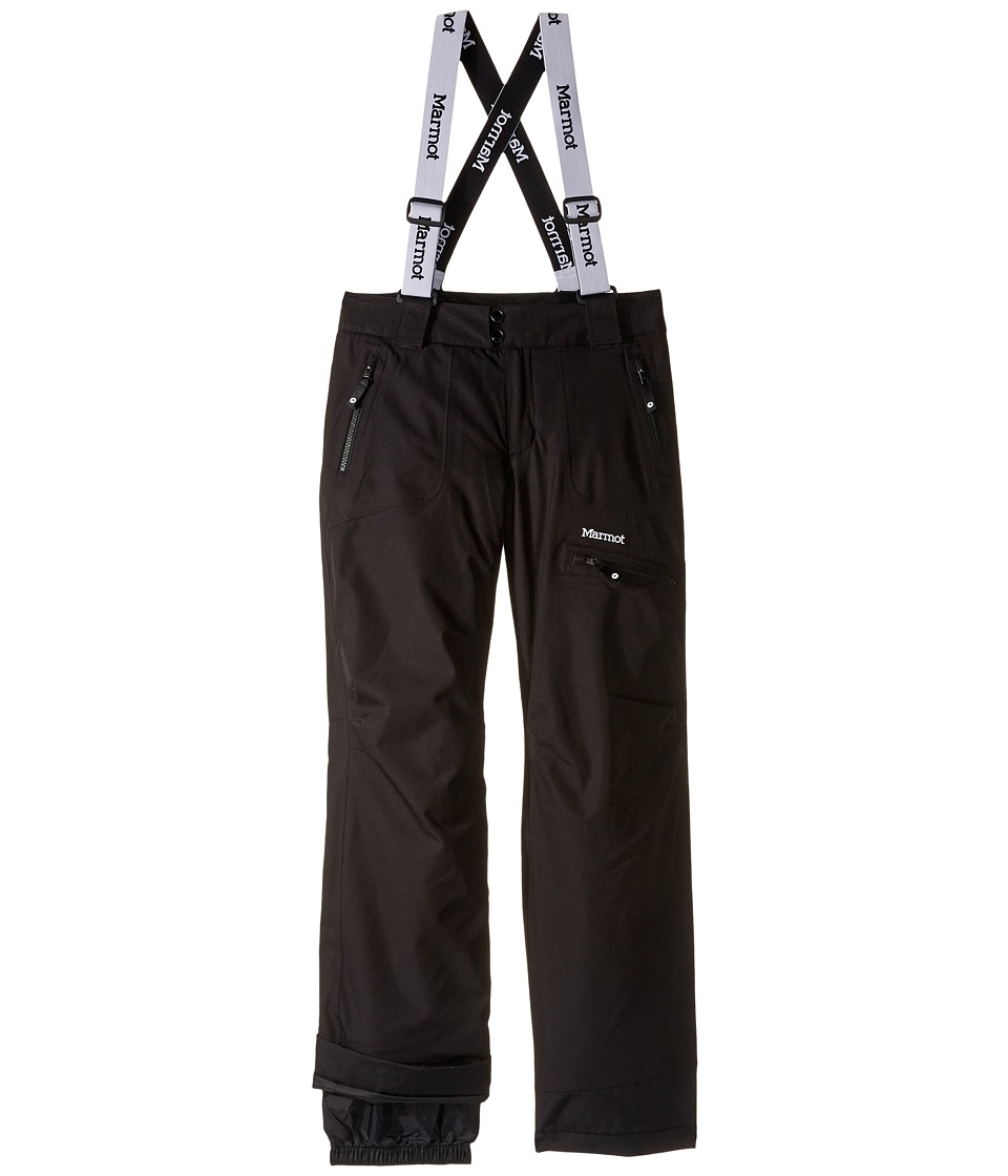Marmot Kids - Girl's Starstruck Pant (Little Kids/Big Kids) (True Black) Girl's Casual Pants