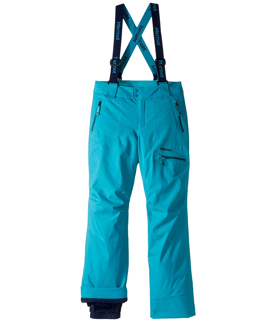 Marmot Kids - Girl's Starstruck Pant (Little Kids/Big Kids) (Turquoise) Girl's Casual Pants