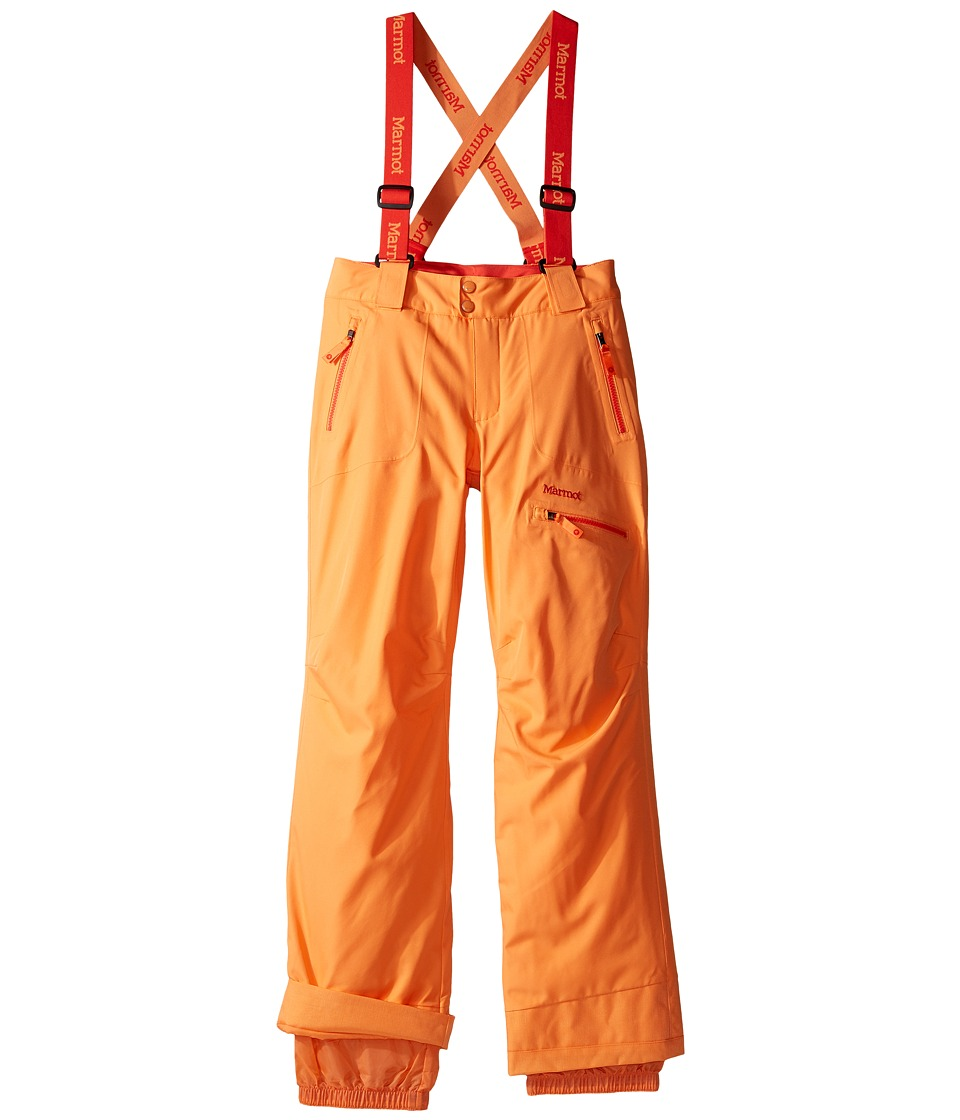 Marmot Kids - Girl's Starstruck Pant (Little Kids/Big Kids) (Nectarine) Girl's Casual Pants