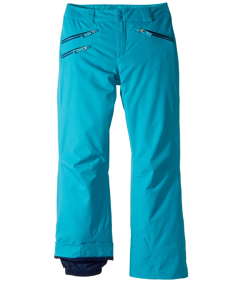 Marmot Kids - Slopestar Pants (Little Kids/Big Kids) (Turquoise) Girl's Casual Pants