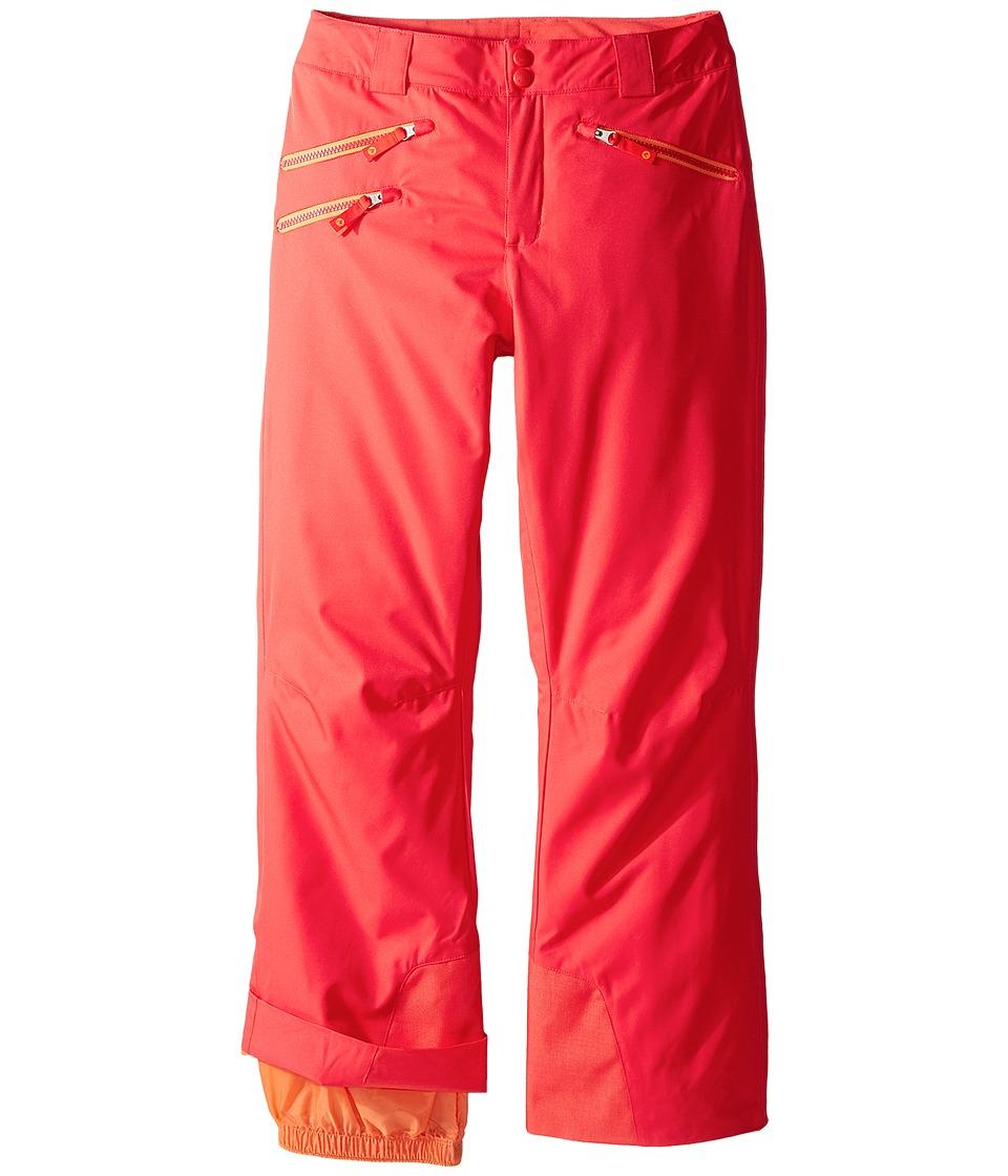 Marmot Kids - Slopestar Pants (Little Kids/Big Kids) (Scarlet Red) Girl's Casual Pants